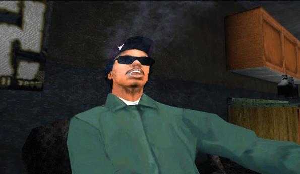 Райдер из GTA San Andreas