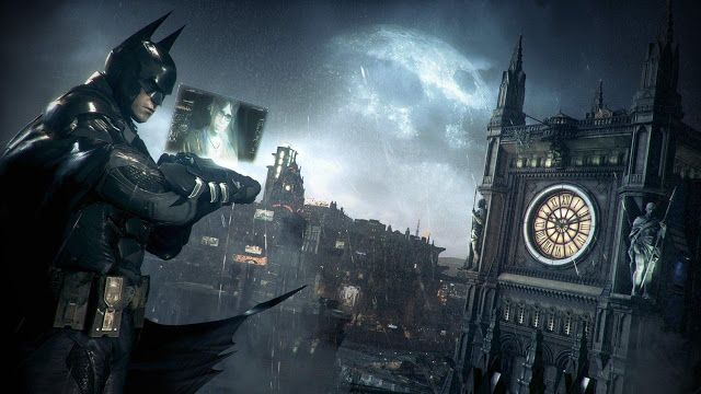 batman arkham knight достижения