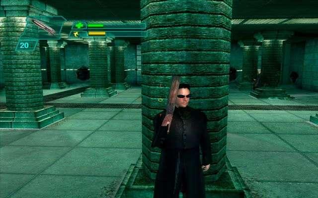 matrix path of neo разрешение