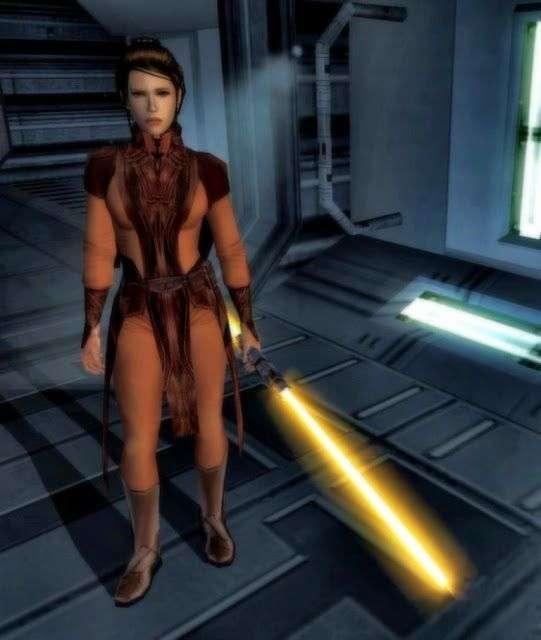 Бастила Шан из Star Wars: The Old Republic
