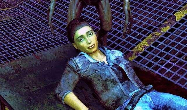 Аликс Вэнс из Half-Life 2