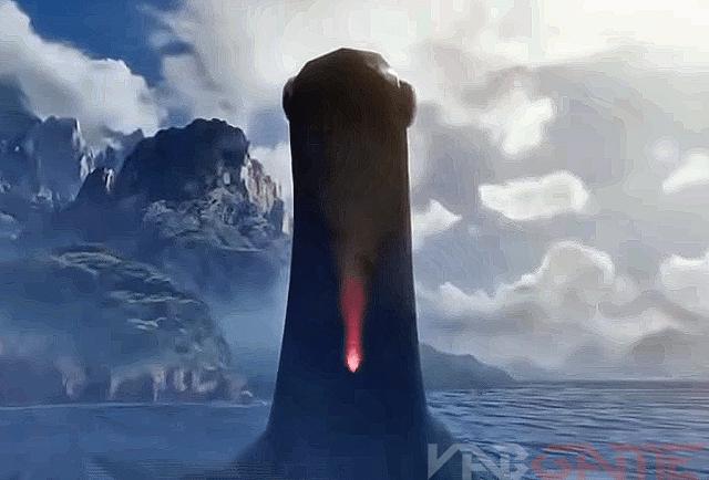 Лох-несское чудовище Apex Legends