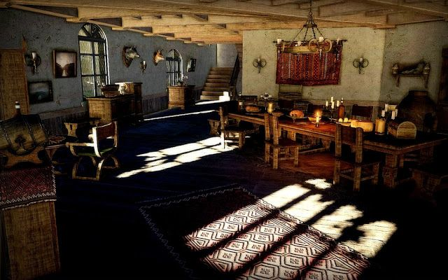 black desert дом