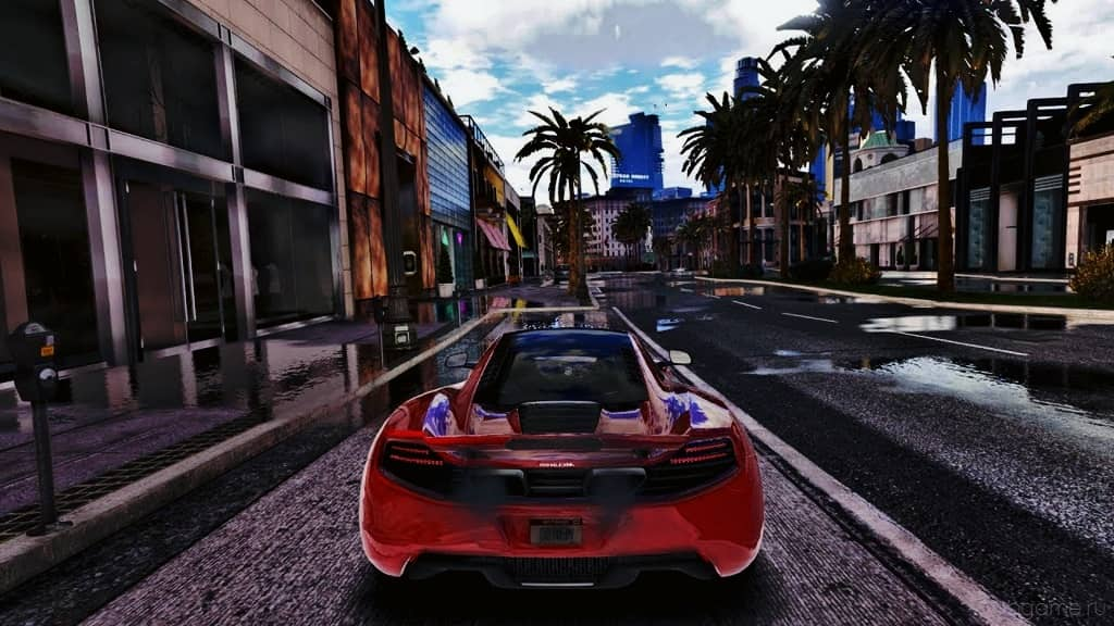 GTA 6 анонс скриншоты