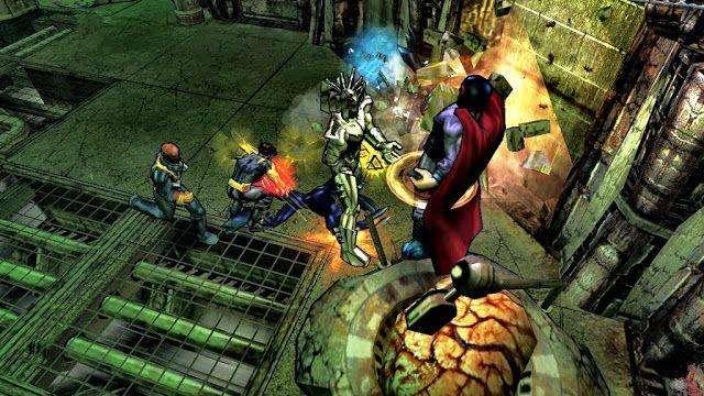 X-MAN LEGENDS 2: RISE OF APOCALYPSE