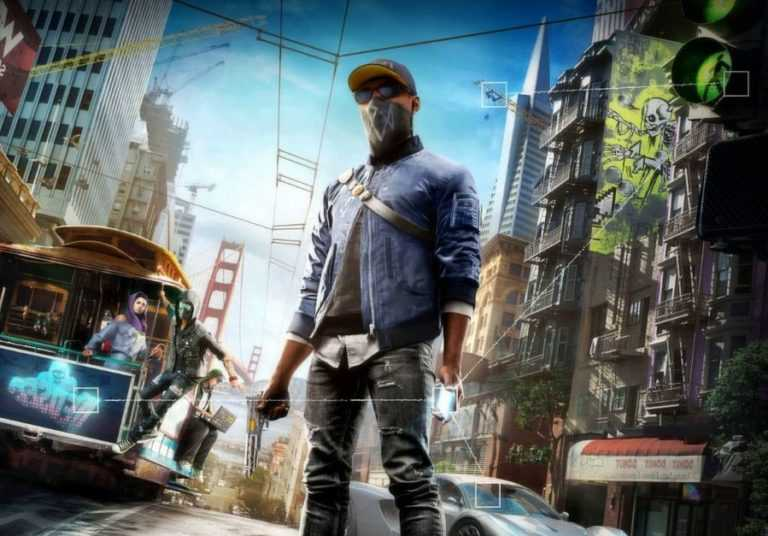 watch dogs 2 раздача