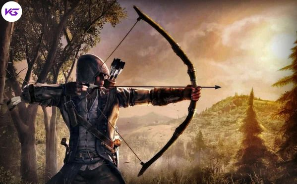 assassins creed 3 лук