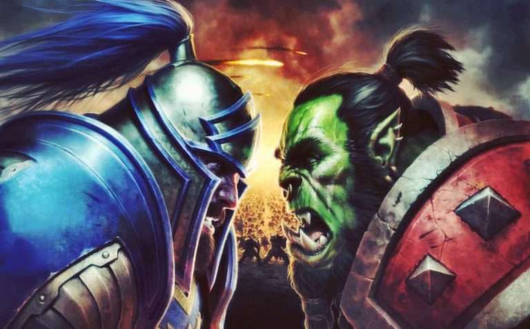warcraft 2 chronicles of the second war
